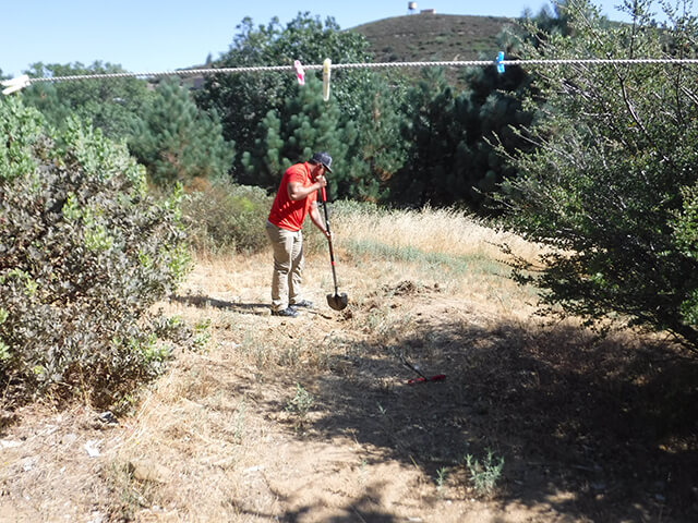 Septic tank system - San Diego Inspection Company